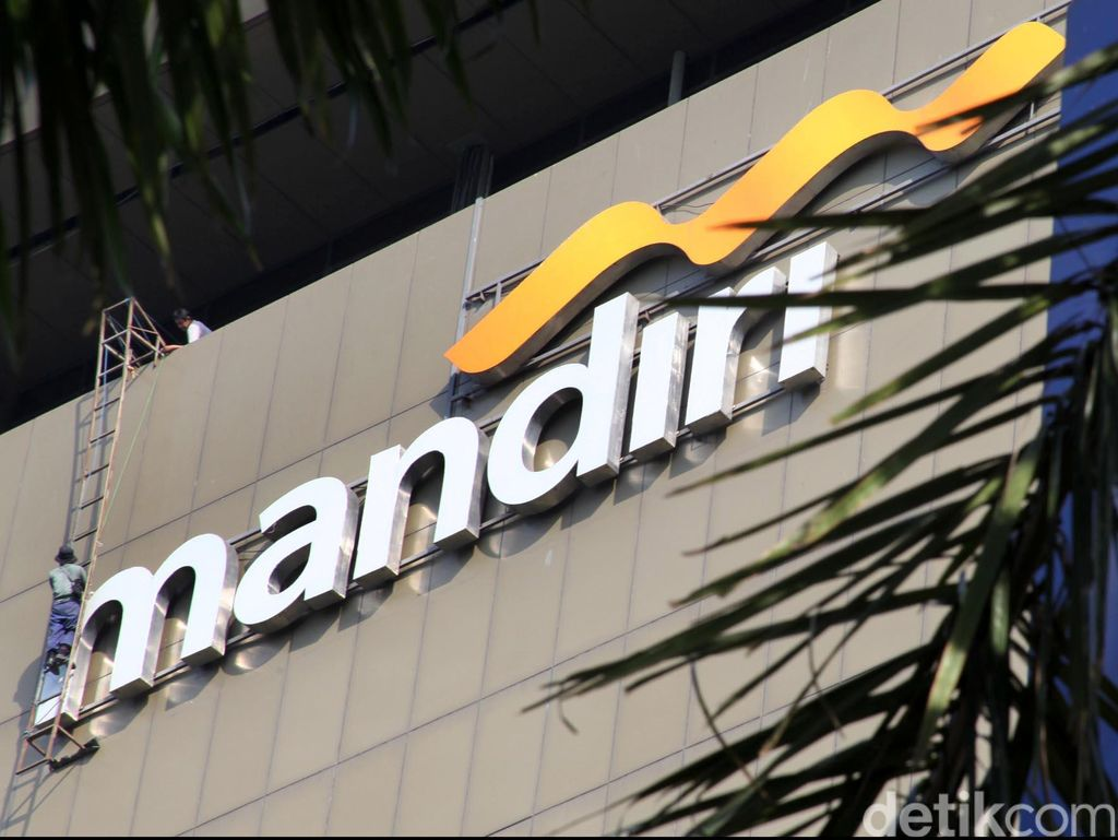 Dari 2.000 Mesin, Tinggal 496 ATM Bank Mandiri yang Masih Offline