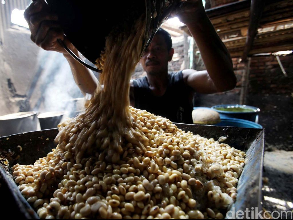 Pabrik Tahu Tempe Jakarta dan Jawa Barat Mau Mogok Massal
