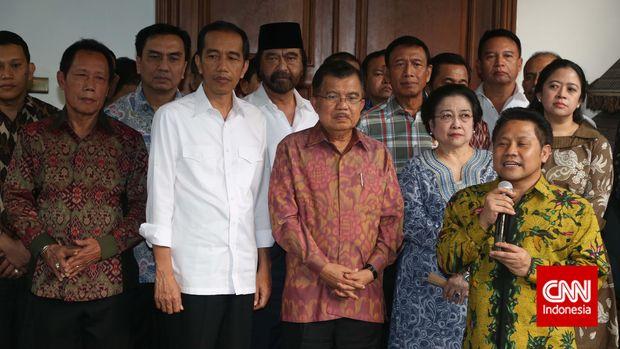 Kandidat Nonparpol, Jalan Tengah Cawapres Jokowi