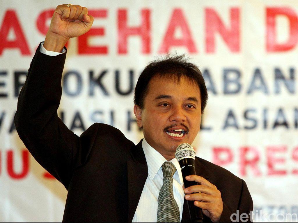 Roy Suryo di Antara Tenggat dari SBY dan Mediasi dengan Menpora