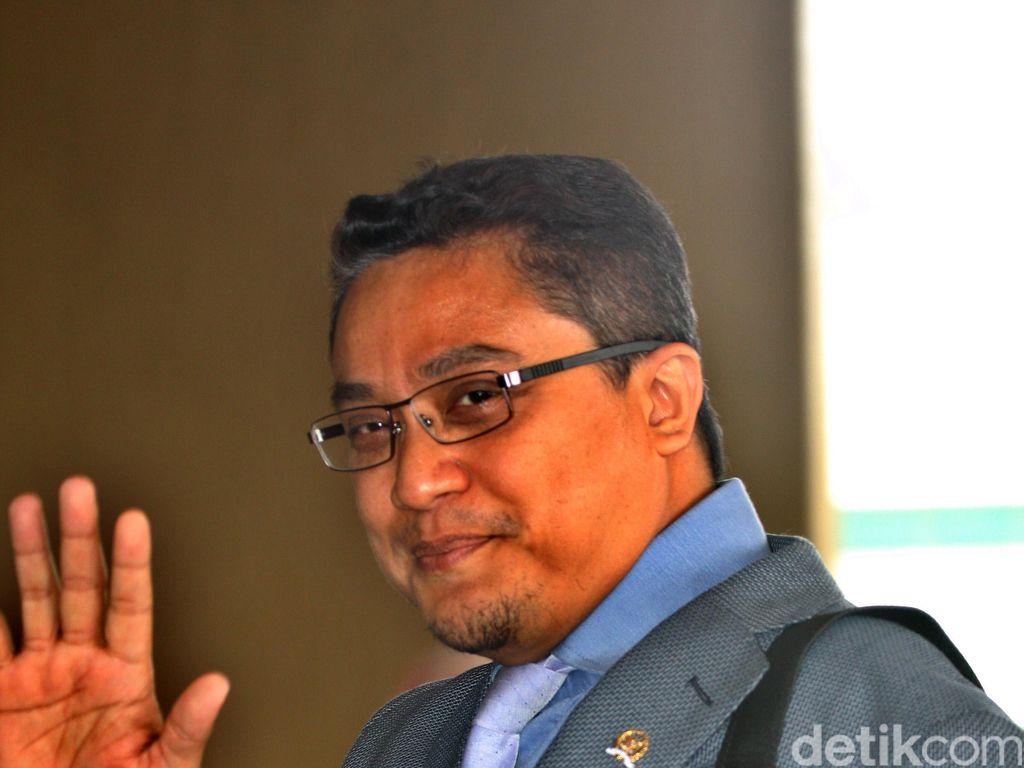Dede Yusuf Respons Positif Survei LSI