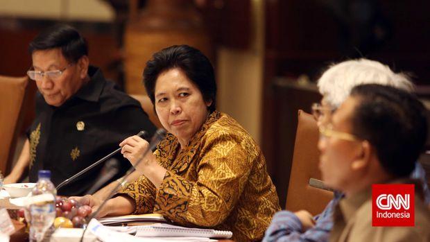 Anggota Tim Perumus RKUHP dari Pemerintah Harkristuti Harkrisnowo, di Jakarta, 2014. Dia menyebut, delik umum pada pasal penghinaan presiden diterapkan agar sesuai dengan pasal penghinaan kepala negara asing.