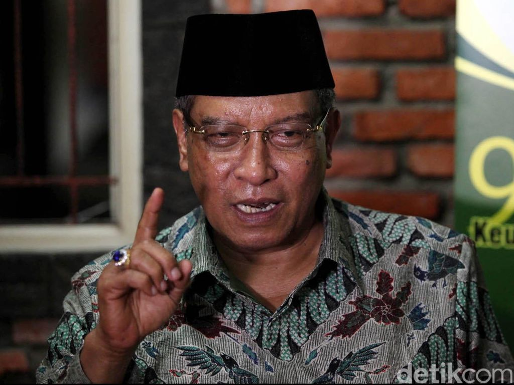 Said Aqil Heran PKB Kalah dari Gerindra-NasDem: Kurang Greget