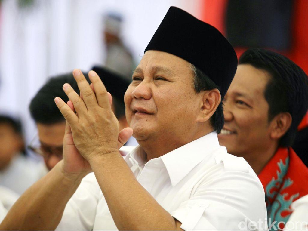 Prabowo Lobi PKS untuk Duetkan Sudrajat-Syaikhu di Pilgub Jabar