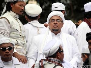 Polisi Akan Kembali Periksa Rizieq Selepas Ibadah Haji
