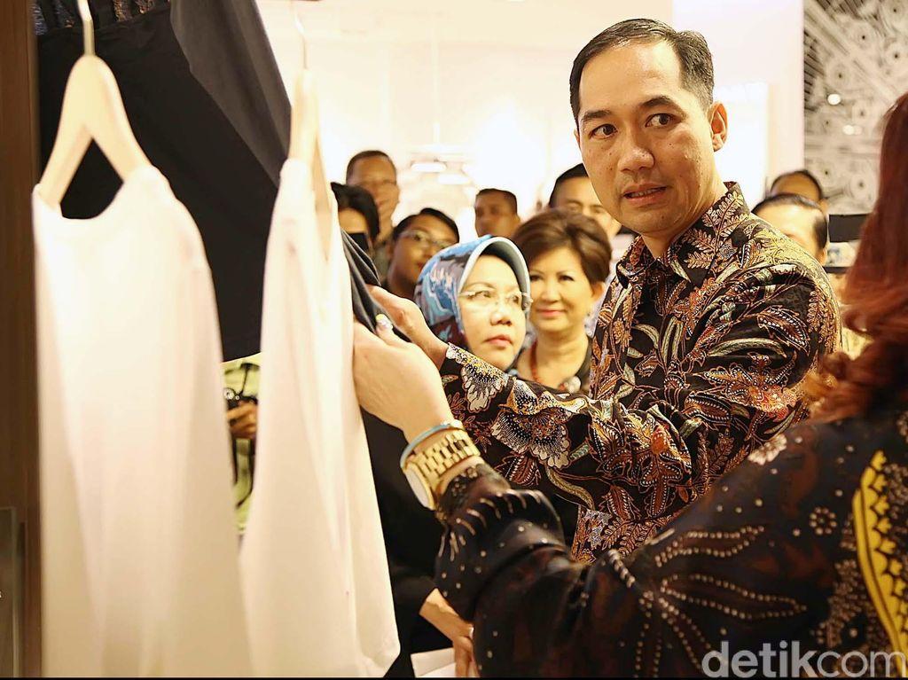 Mendag: 5 Mei Pakai Produk Indonesia dari Ujung Rambut sampai Ujung Kaki
