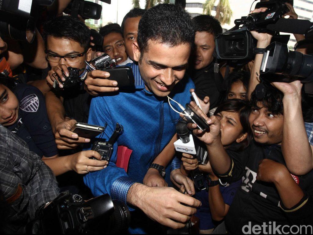 Jelang Vonis Tuntutan Perampasan Aset Rp 600 Miliar, Nazaruddin Berzikir