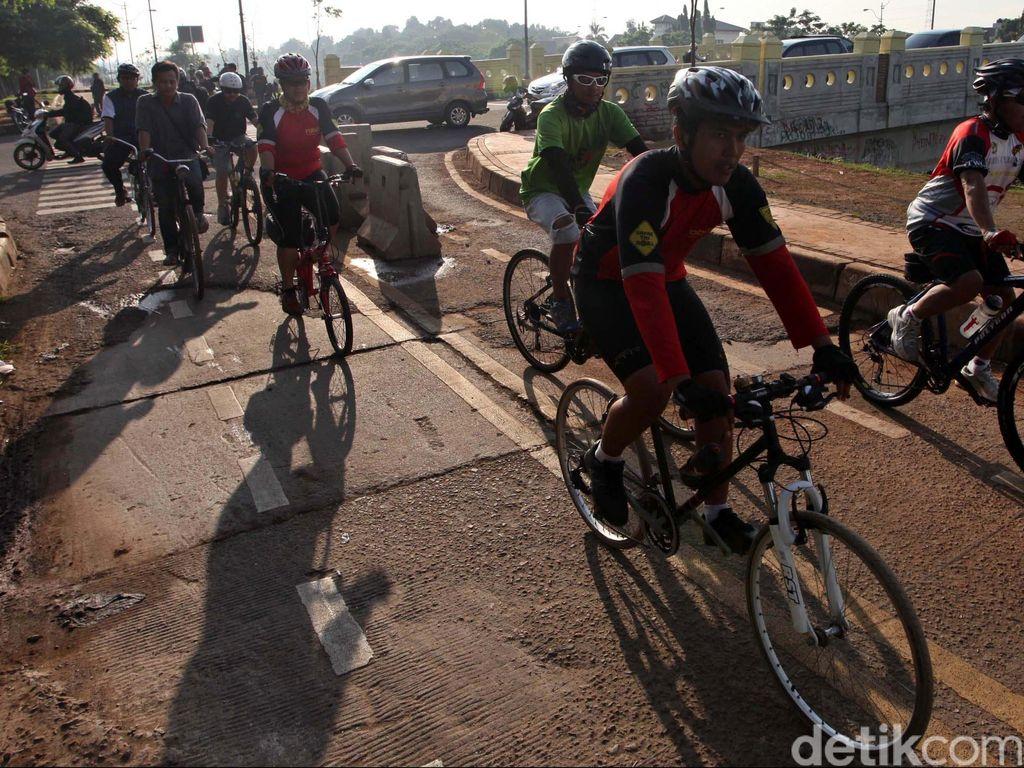 Polusi di DKI Tinggi, Ini Saran Ahli Bila Ingin Bike to Work