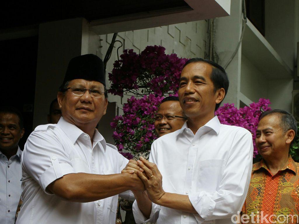 Perlu Oposisi Kuat, Gerindra Disarankan Tak Merapat ke Jokowi