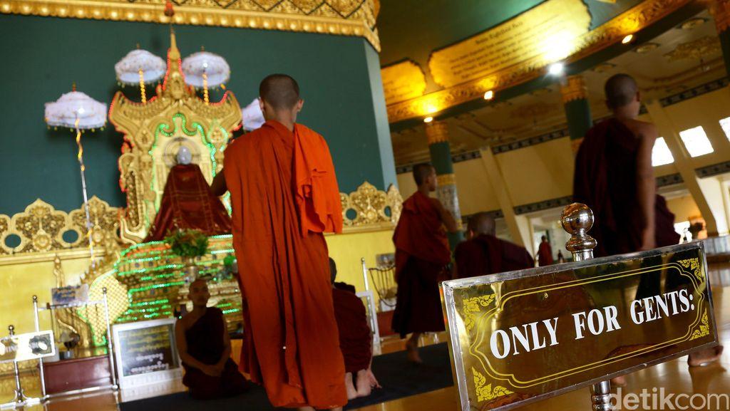 Cabut Speaker Kuil di Myanmar, Turis Belanda Terancam Penjara 2 Tahun