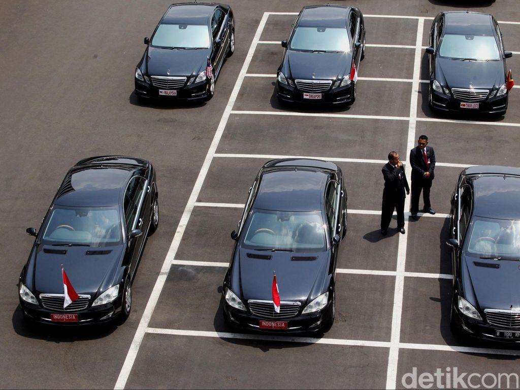 Sabar, Pemerintah Masih Belum Tentukan Mobil Baru untuk RI 1