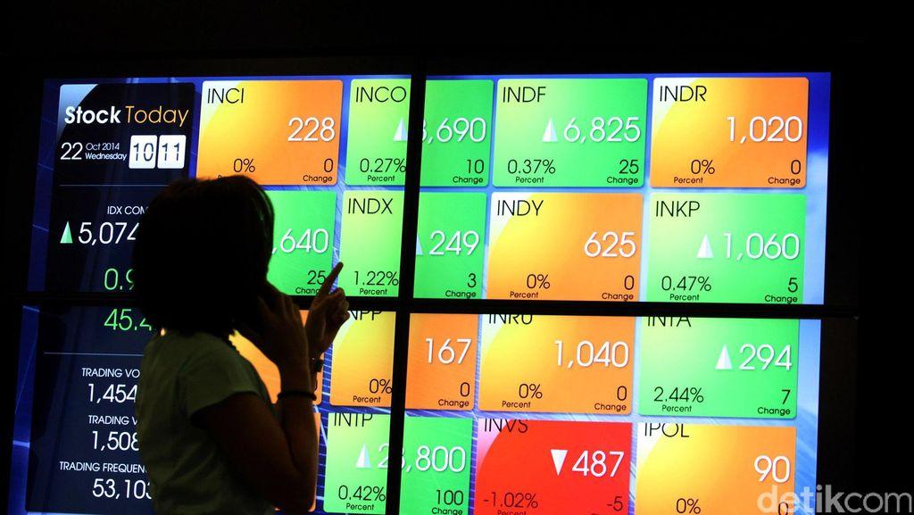 Tommy Soeharto dan Hotman Paris Ikut Tax Amnesty, IHSG Meroket 2,33%