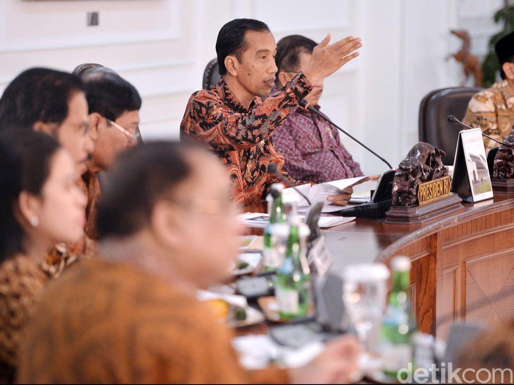 Cerita Jokowi Pusing Urus Izin Saat Masih Jadi Pengusaha