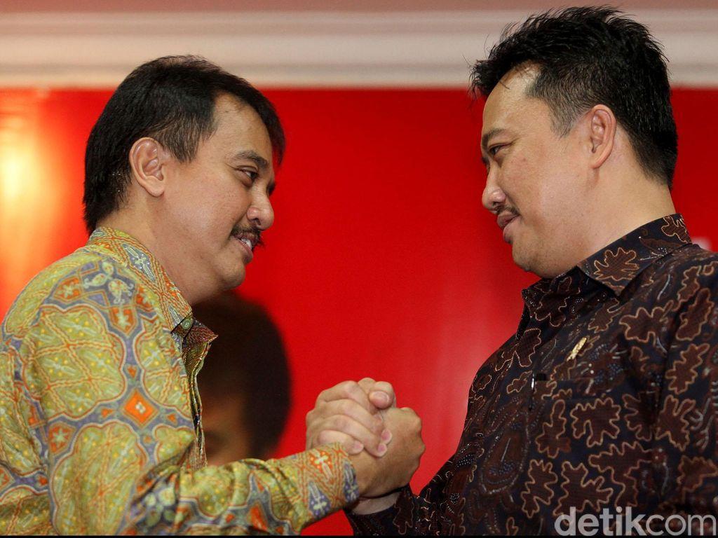 Drama 3 Babak Kemenpora Tagih Roy Suryo Kembalikan Barang Negara