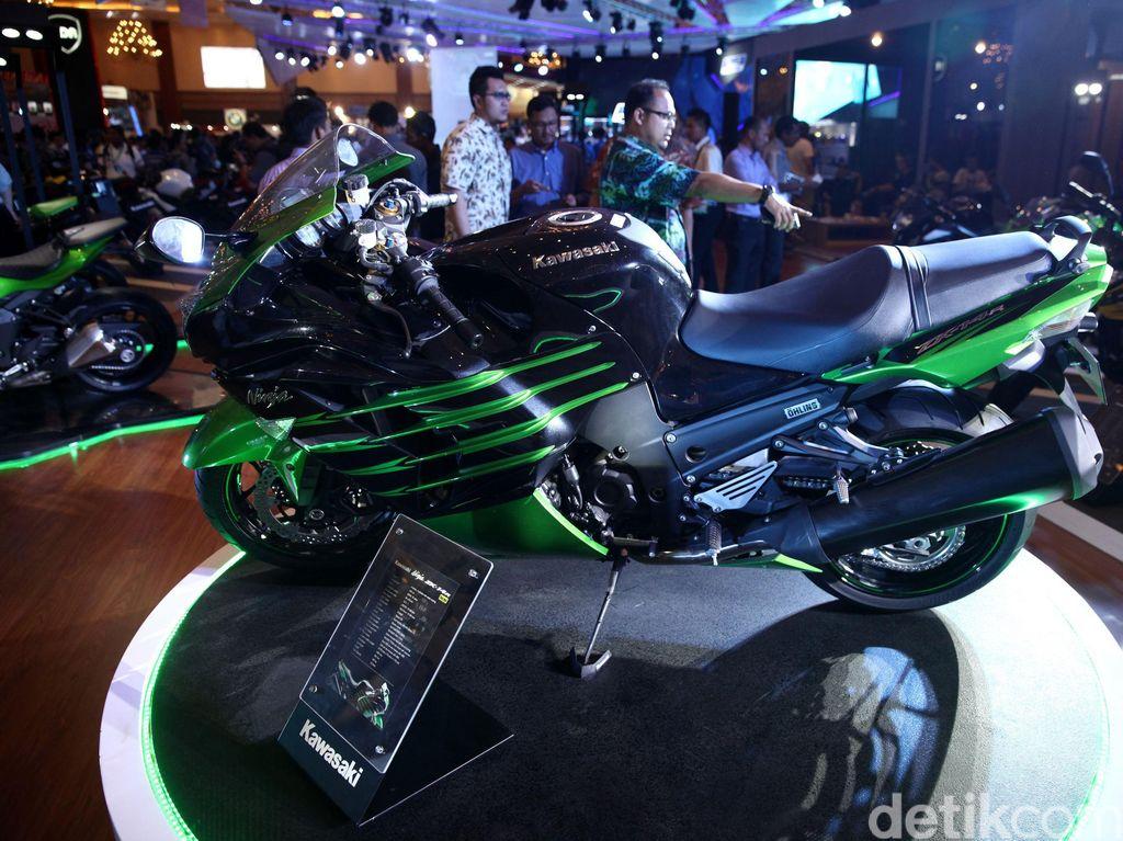 Ini Harapan Industri Sepeda Motor di Tahun Pilkada
