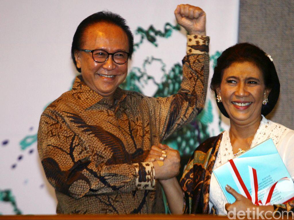 Menteri KKP Era SBY jadi Komisaris BUMI, Aga Bakrie Dirut