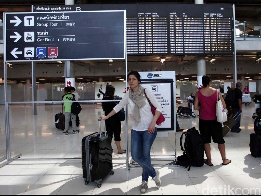 Traveler yang Mau ke Thailand Harus Punya Sertifikat Bebas Corona