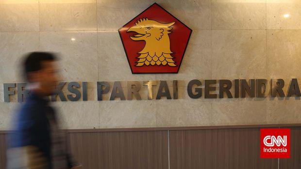 Partai Gerindra disebut mengincar posisi di kabinet Jokowi.