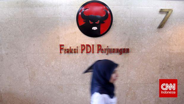 Logo Partai Pdip Terbaru 34