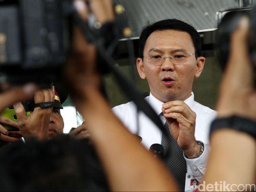 Polling detikcom: Setuju Nggak Ahok Jadi Bos BUMN?