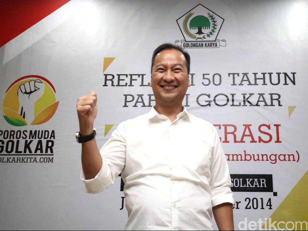 Profil Agus Gumiwang, Loyalis Jokowi yang Kini Jadi Mensos