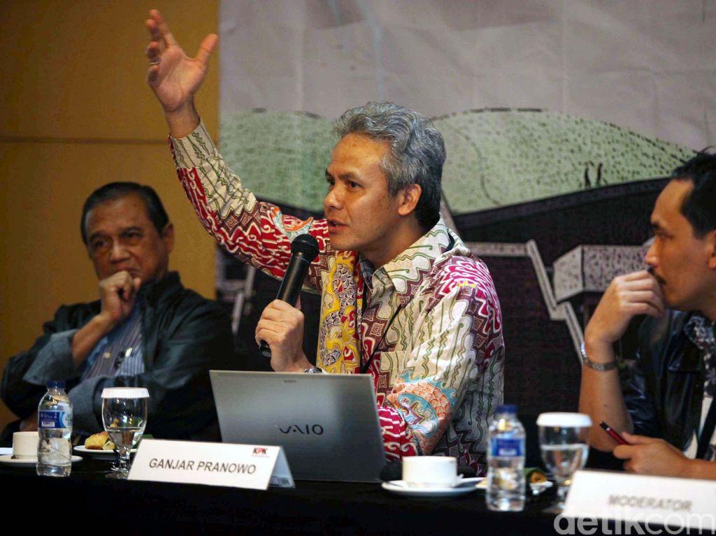 ASN Pencatut Nama Gubernur Ganjar untuk Pungli Akhirnya Dipecat