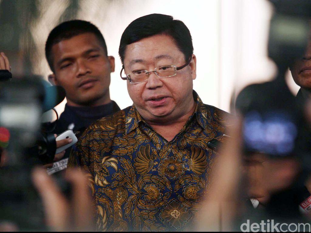 Kabulkan PK, MA Hukum Eks Bos Century Robert Tantular Nihil