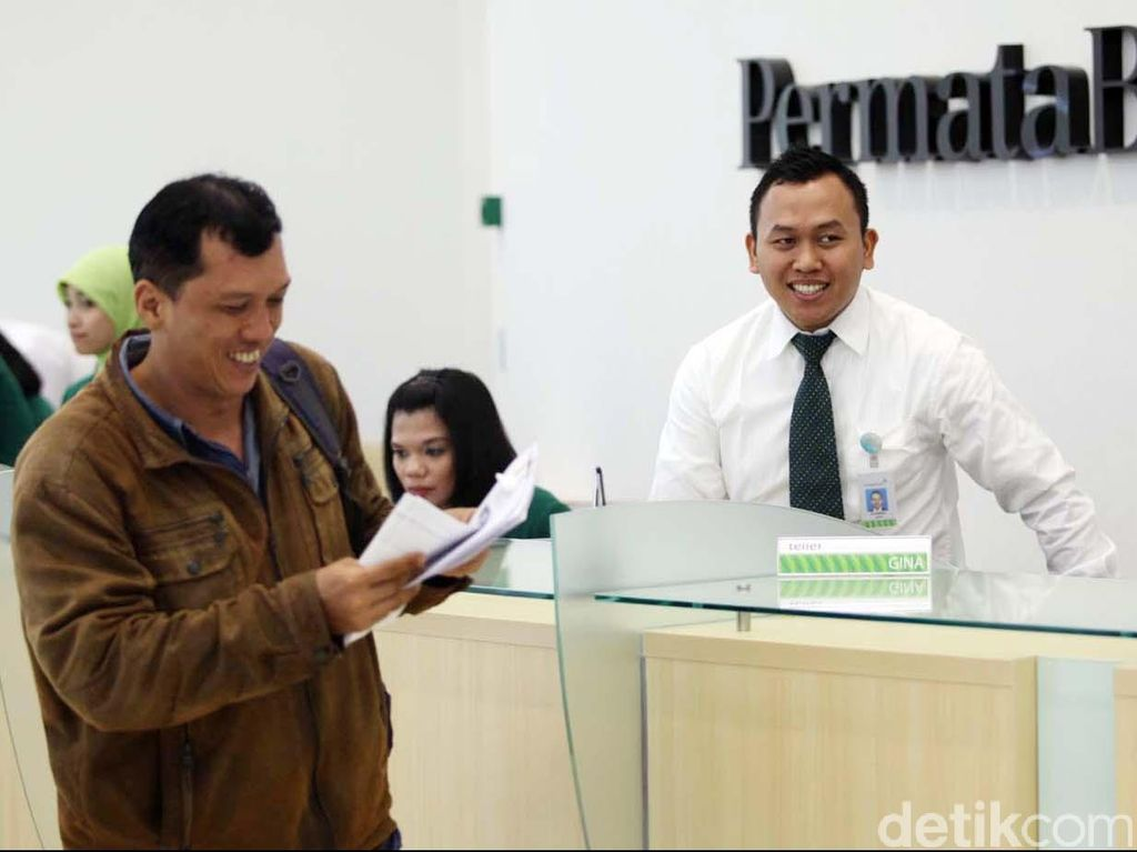 Bank Permata Jual Saham Baru Rp 5,5 T