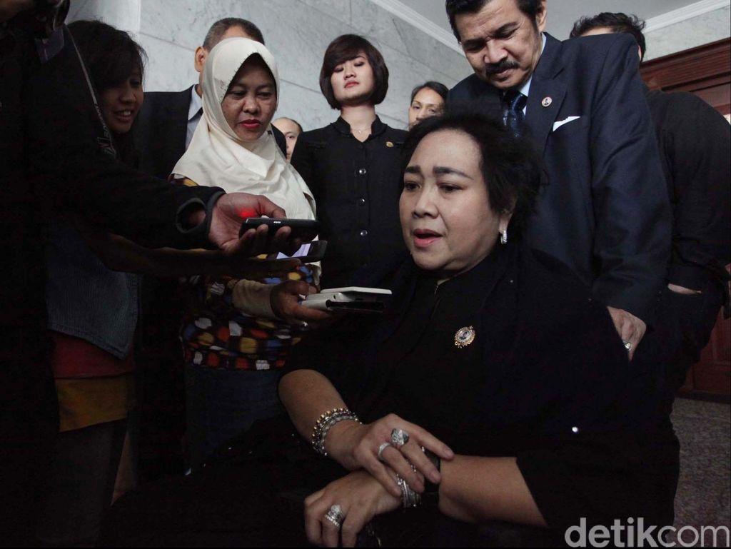 Rachmawati Soekarnoputri Wafat Positif COVID-19, Ini Riwayat Penyakitnya