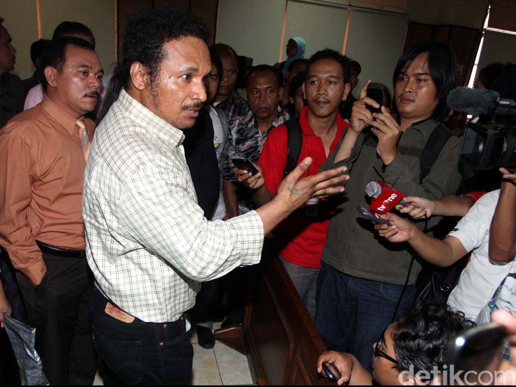 John Kei Ditangkap, Ditjen PAS Tunggu Hasil Pemeriksaan Polisi