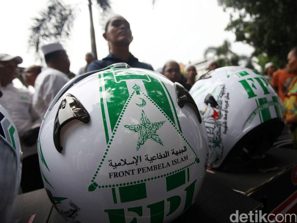 Debat FPI Vs LSI soal Pengaruh Habib Rizieq
