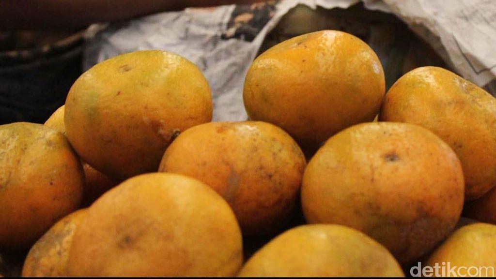Ironi RI: Negeri Kaya Jeruk, Tapi Jeruknya Banyak yang Impor