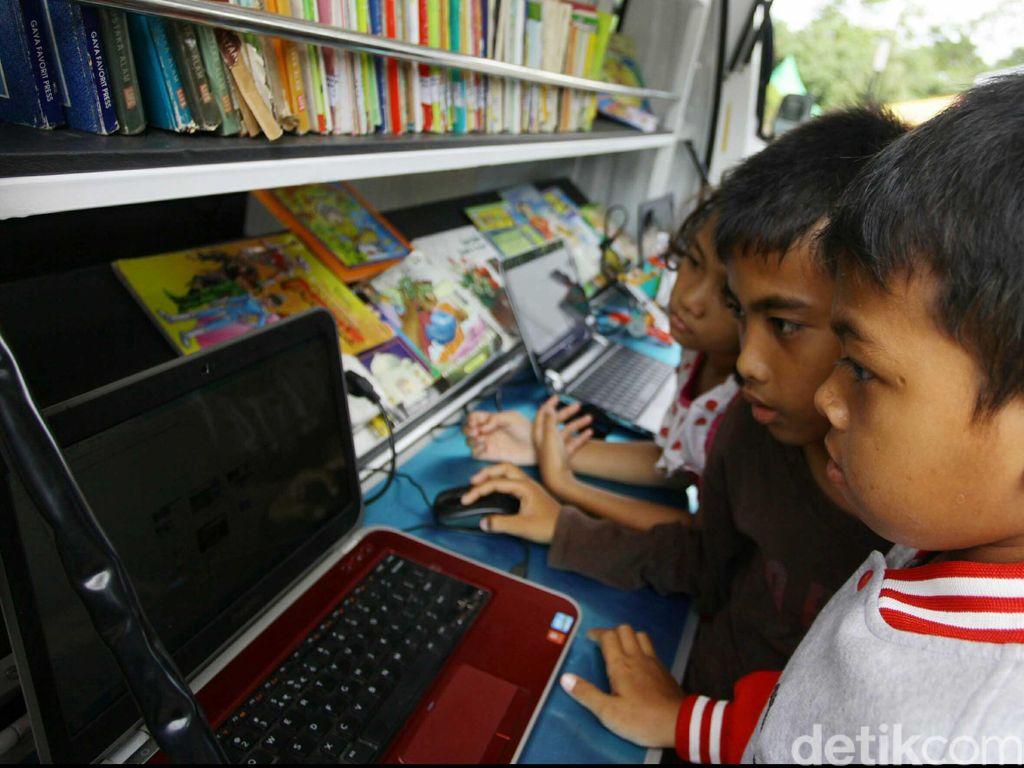 RI Jadi Negara Berpenghasilan Menengah Bawah, Ekonom : Perbaiki Pendidikan