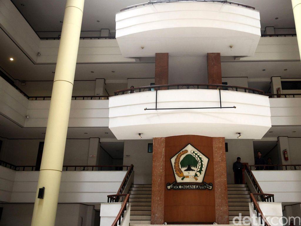 DPP Golkar Tepis Ajukan Perubahan Kepengurusan Golkar: Lawrence Asbun