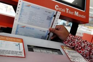 PT KAI Minta Masyarakat Siap-siap Beli Tiket H-2 dan H-1 Lebaran