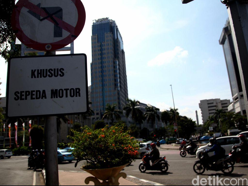MAKI: Kalau Motor Masih Ditilang di HI-Monas Itu Korupsi!