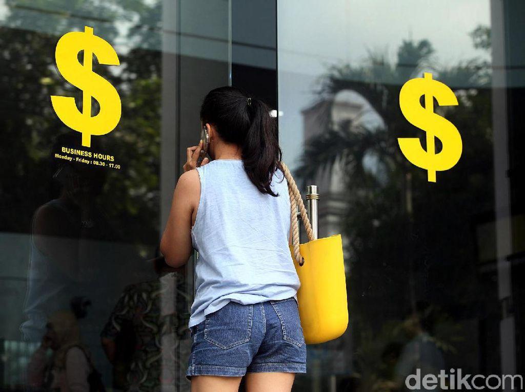 Rupiah Dilibas, Dolar AS Makin Dekat ke Level Rp 15.000