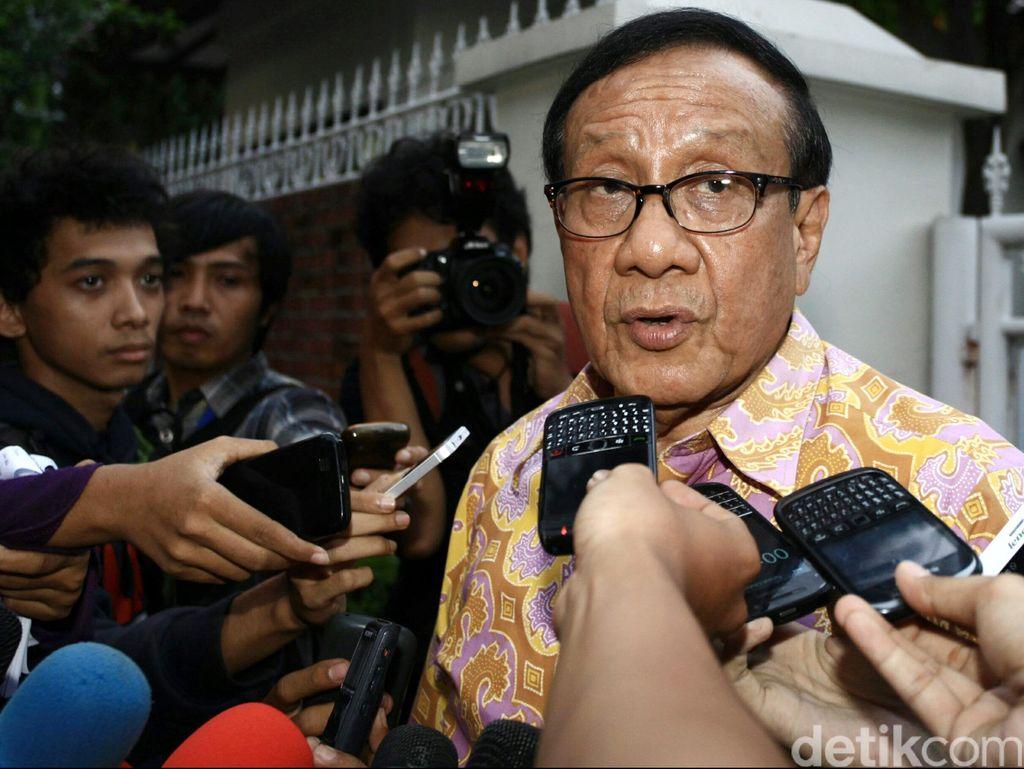Akbar Tandjung Bicara Golkar Bersih dan Wacana Pemecatan Novanto