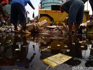Minum Miras Oplosan Buatan Sendiri, 2 Pemuda di Jambi Tewas