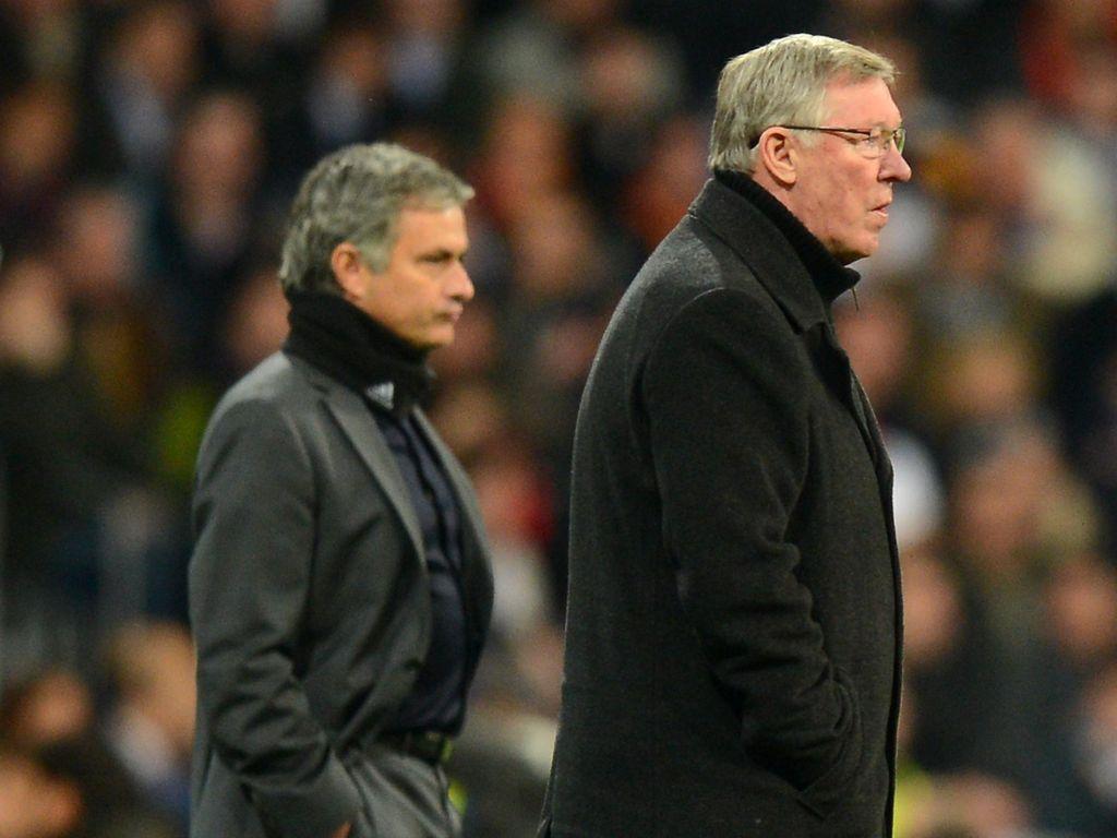 Pesan Ferguson pada Mourinho: Sepakbola Harus Menghibur