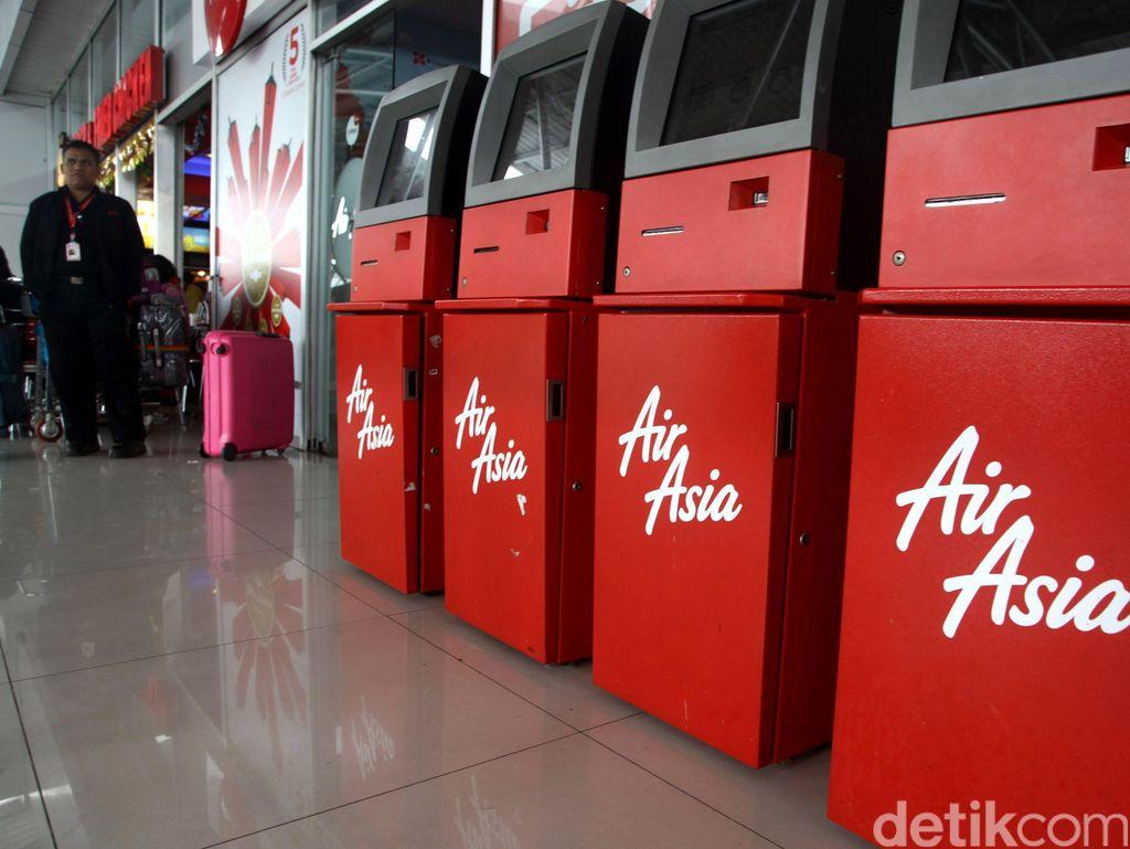 AirAsia Masih Irit Bicara Soal Backdoor Listing