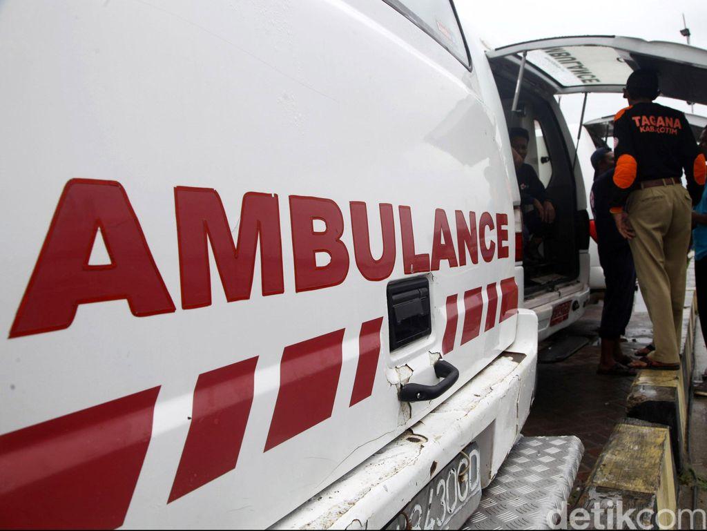 Mengawal Mobil Ambulans Hanya Boleh Dilakukan oleh Polisi