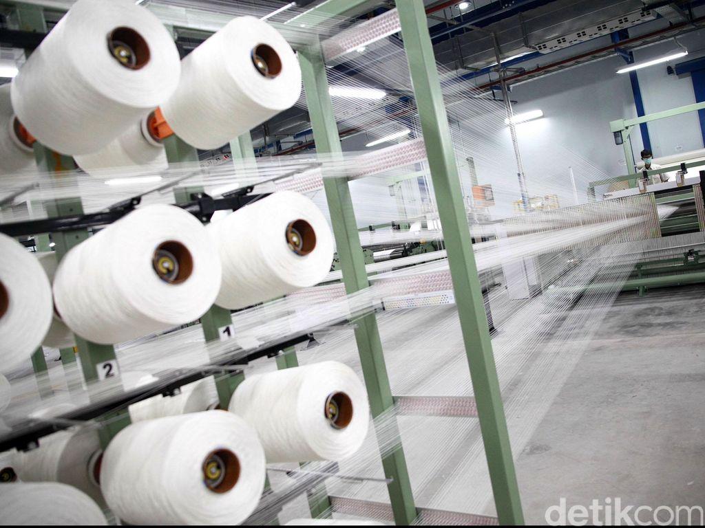 Pabrik Tekstil China Ngaku Dipaksa Masuk RI