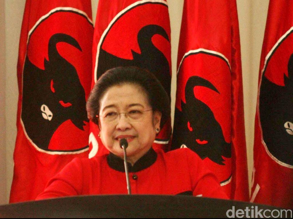 Serangan Tajam Megawati ke Prabowo