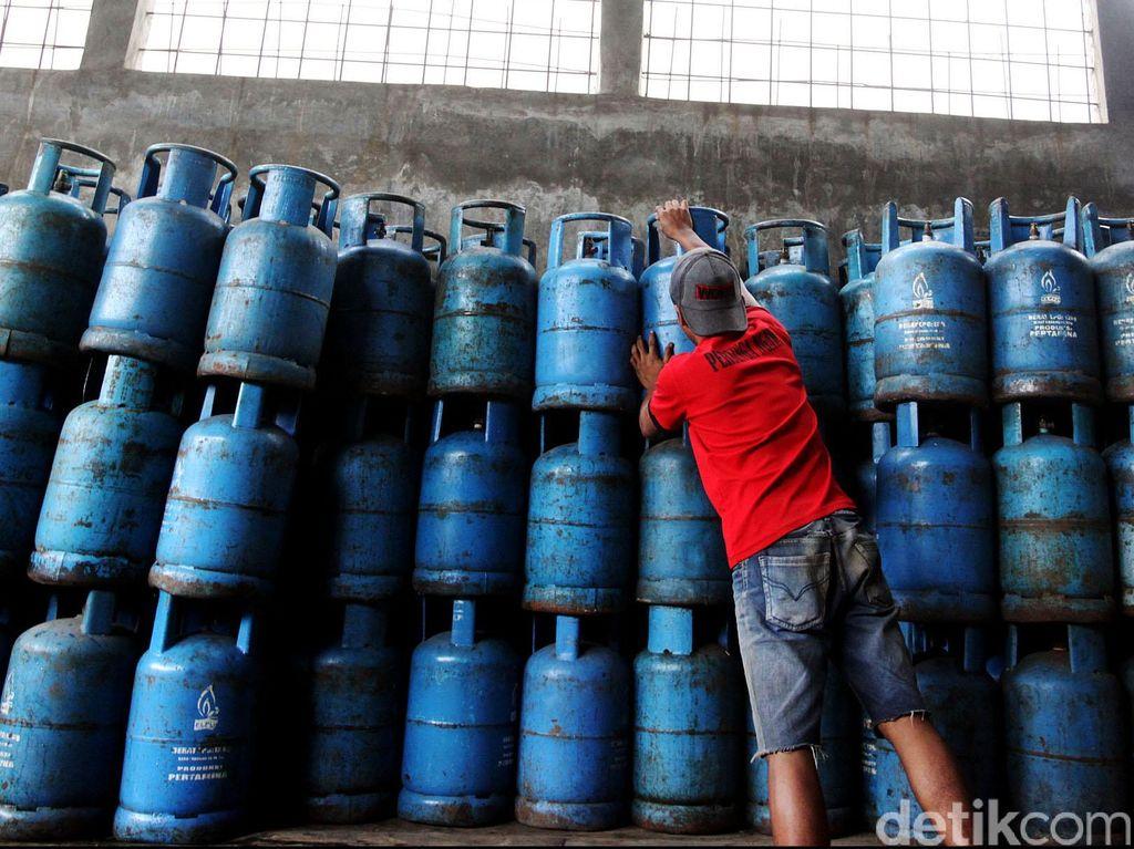 Impor LPG Naik Terus, Tapi Pasokannya Makin Seret