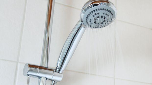 Ilustrasi Shower