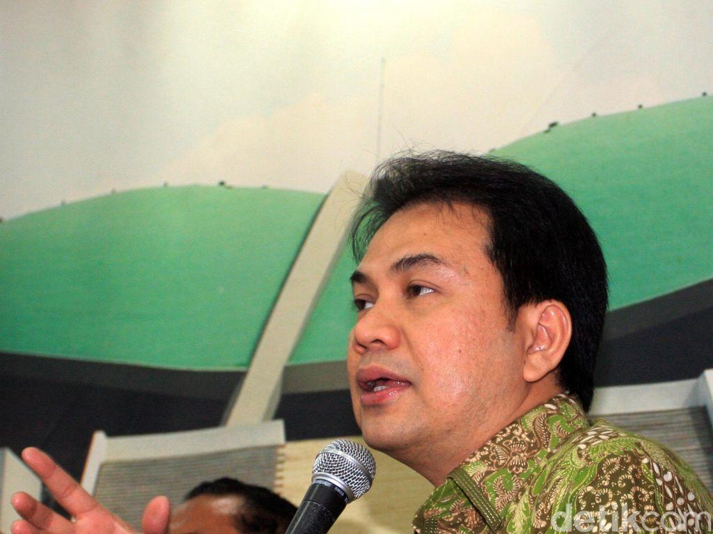 Aziz Syamsuddin, Saksi Novanto yang Ditunjuk Jadi Ketua DPR