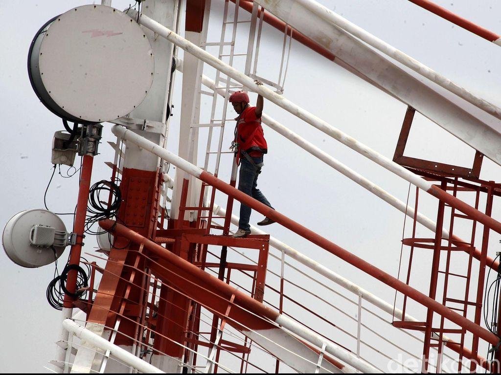 Trafik Data Meningkat Selama WFH, Operator Harus Jaga Jaringan