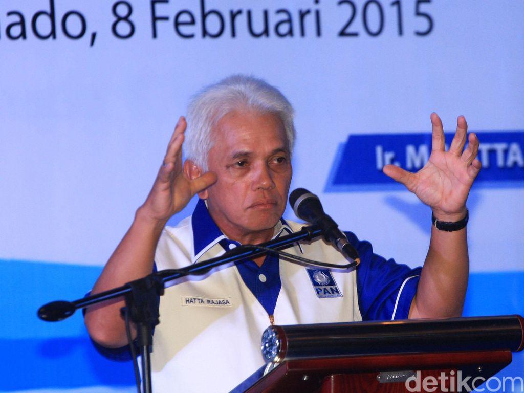 Dukungan Hatta Berpengaruh Positif untuk Asman Abnur