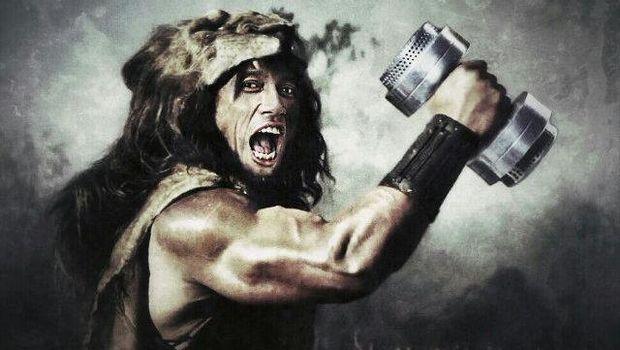 Mengenang Aksi Agung Hercules Jadi 'Milky Man' di 'Saras 008'